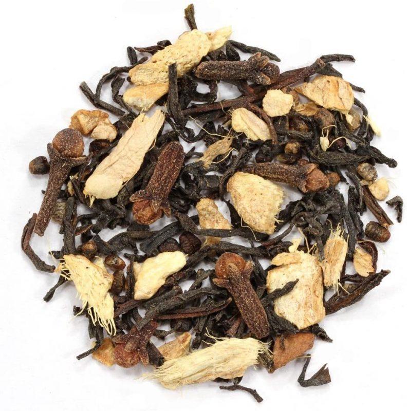Loose leaf tea masala chai gift ideas for grandpa