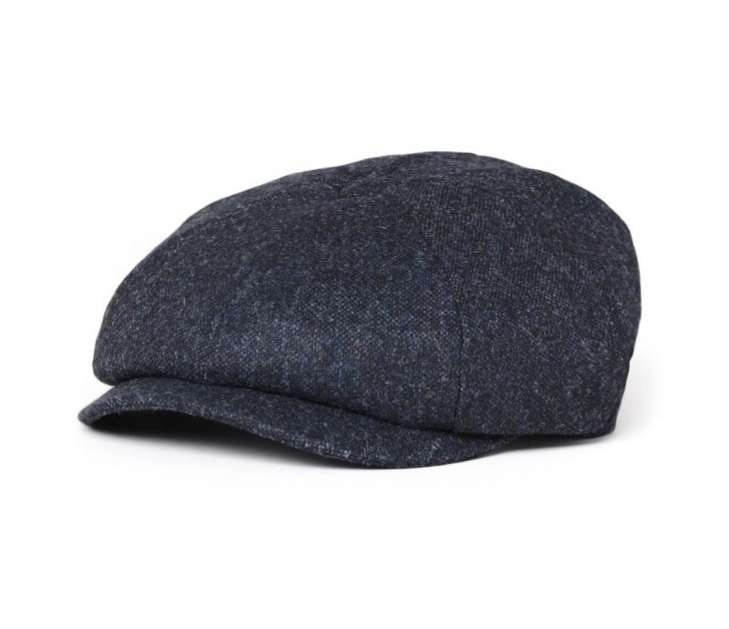 Baker boy cap pure wool