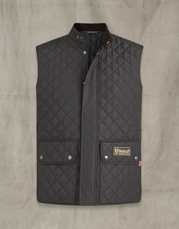 Quilted gillet gift ideas for grandpa