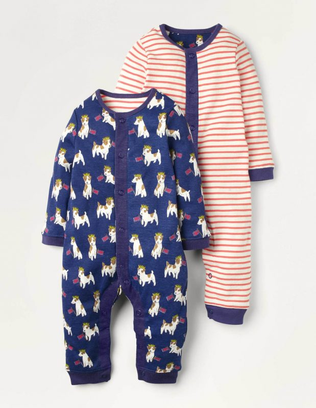 reversible rompers baby shower gift