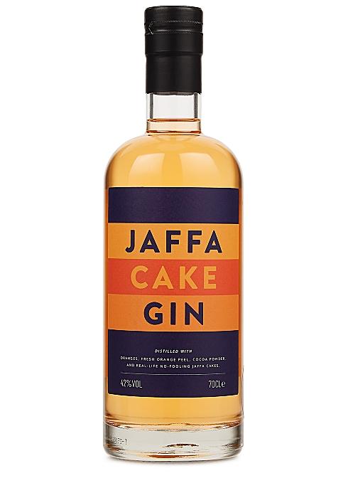 Jaffa Cajke Flavoured Gin Gift Ideas
