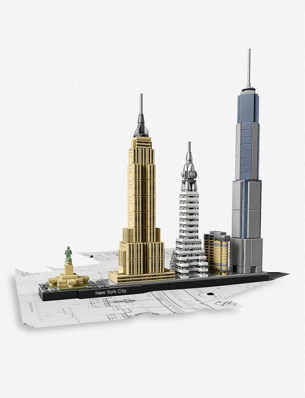 Lego New York Set Selfridges
