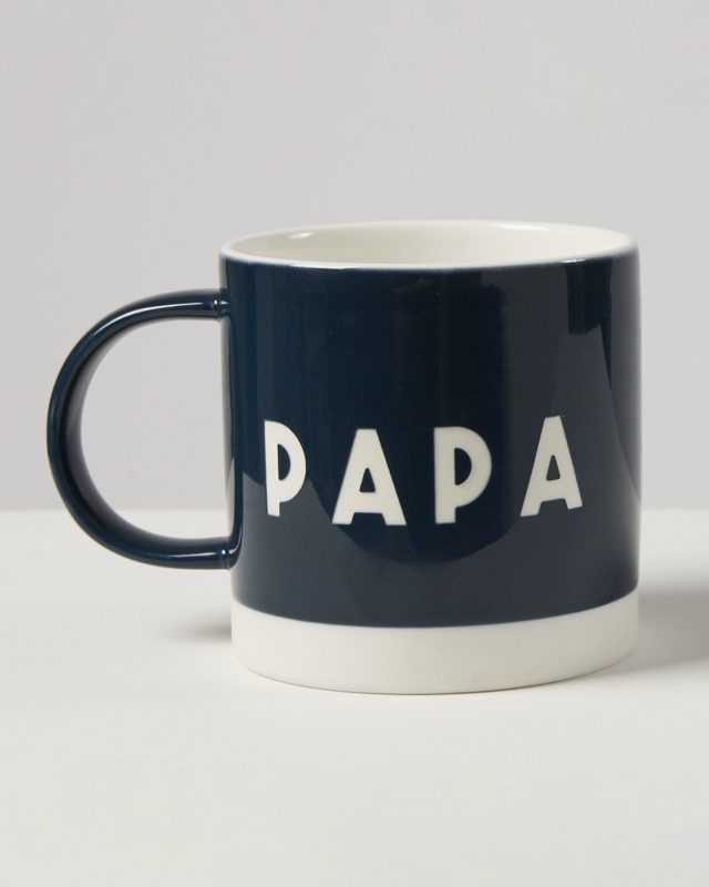 Papa china mug gift ideas for grandpa