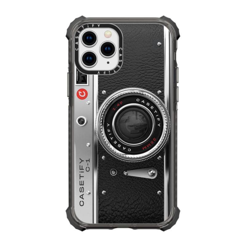 retro camera style phone case