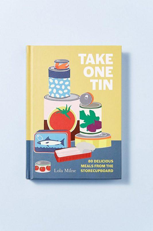 Take One Tin Housewarming Gift Idea