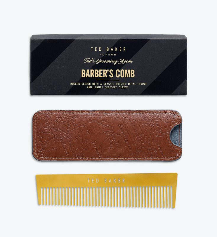 Comb and case set Ted Baker
