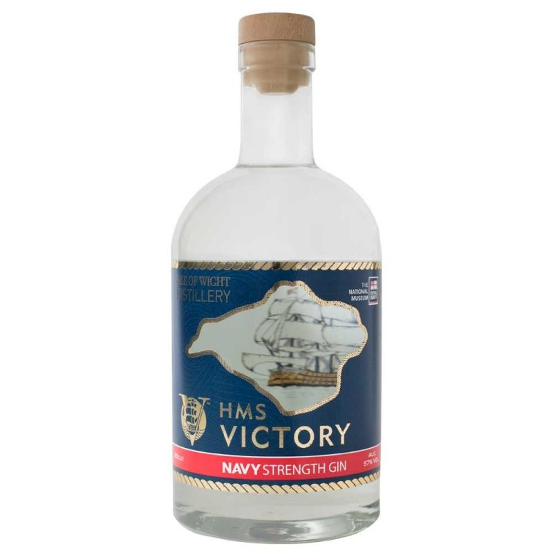 HMS Victory Navy Gin Gift Ideas