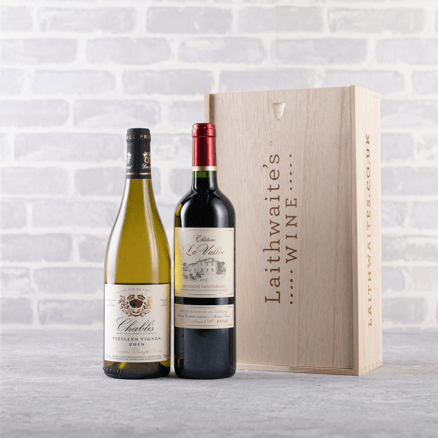 French Wine Duo set