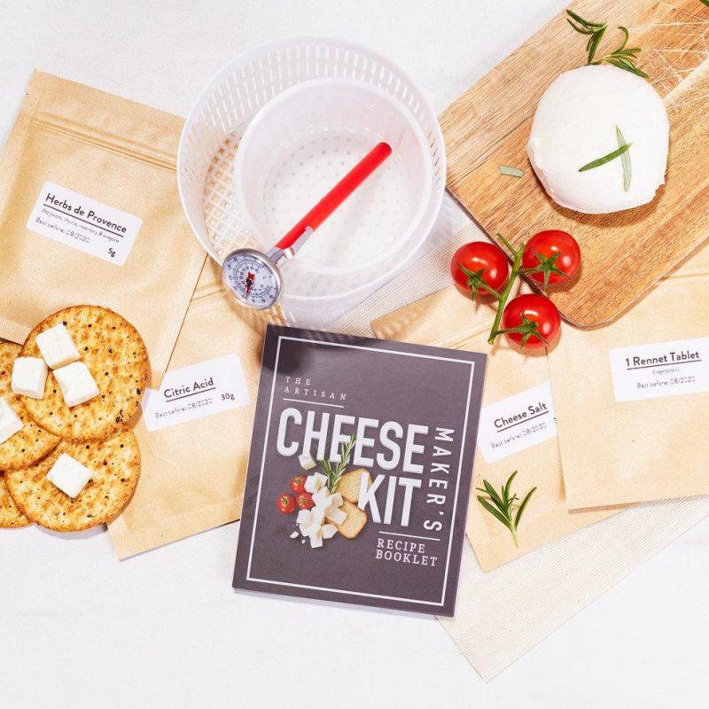 Artisan cheese makers kit