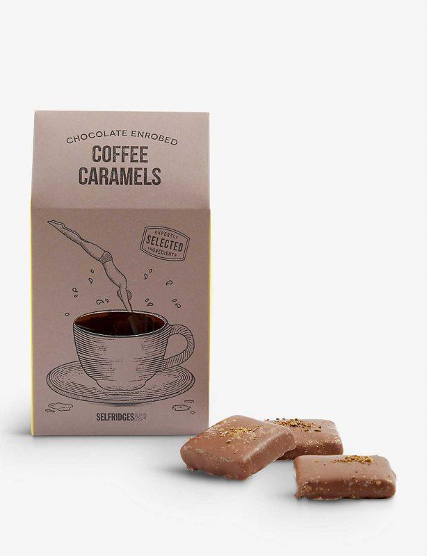Coffee caramels
