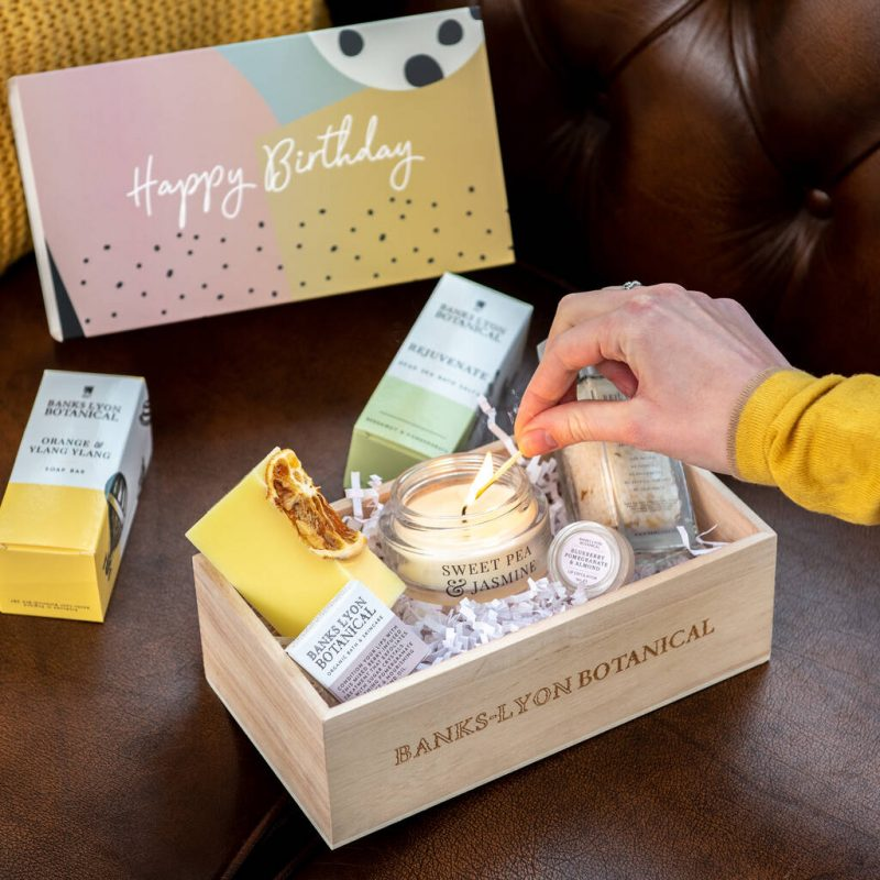 Create your own gift hampers to suit everyone