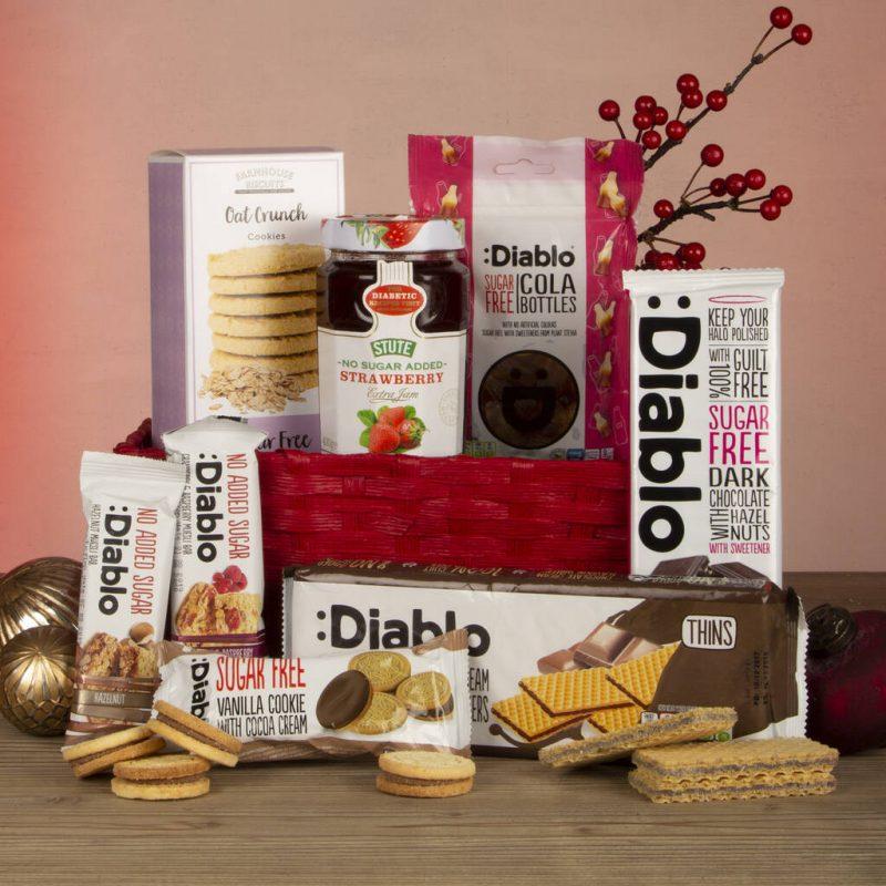 Gift hamper for diabetic