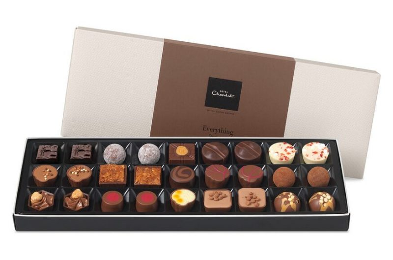 the everything sleekster from hotel chocolat