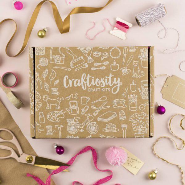 Craft kit gift subscription craft gift ideas