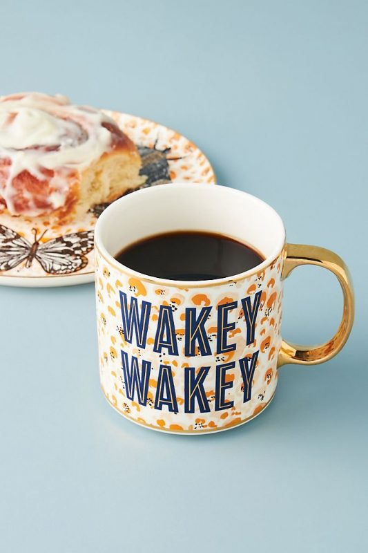Coffee mug gift for coffee lover