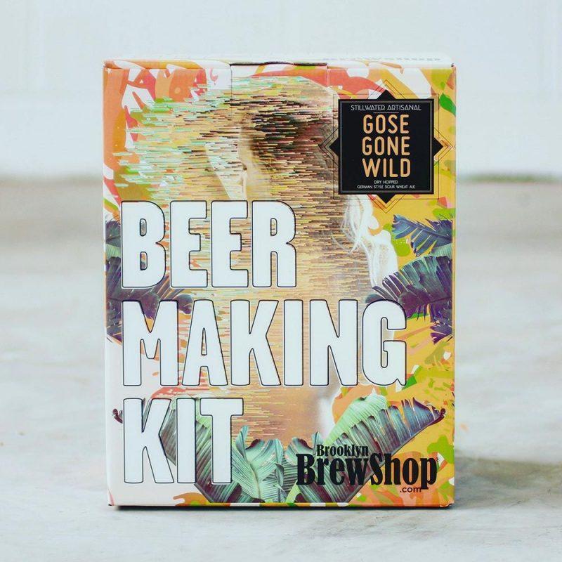 At home German beer making kit