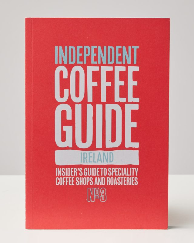 Independent coffee guide book