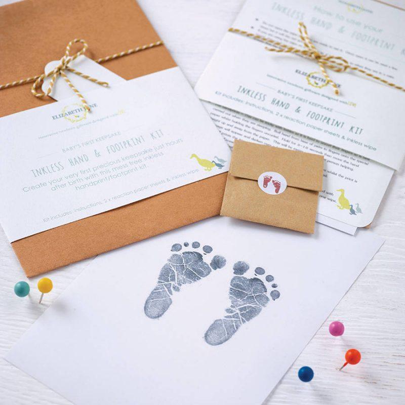inkless print kit for babies