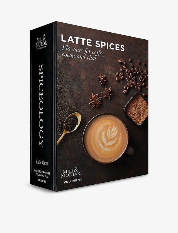 Latte spices gift set