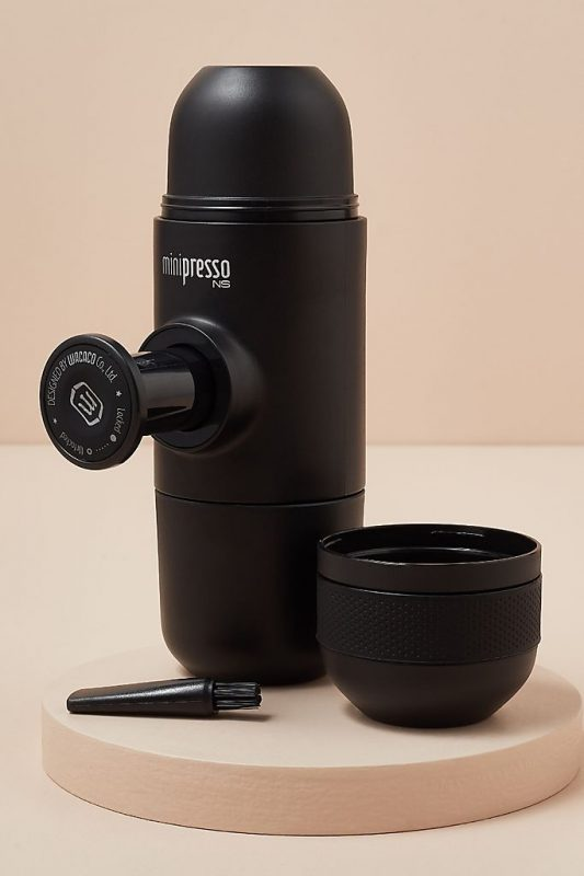 Minipresso gift for coffee lovers