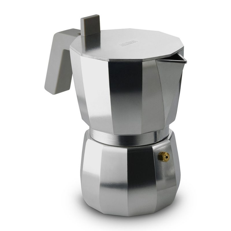 Six cup espresso maker gift for coffee lover