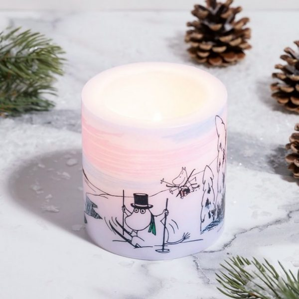 Cheap gifts for friends Moomin Candle
