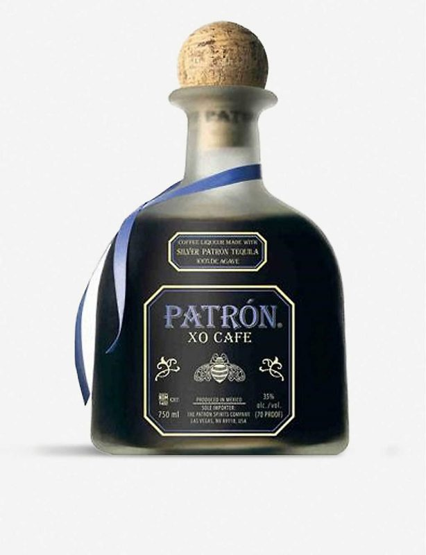 Patron coffee flavoured tequila