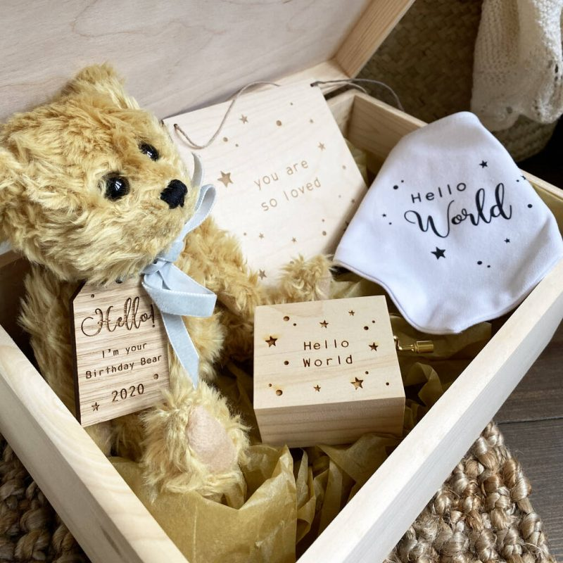 new baby gift set for baby shower