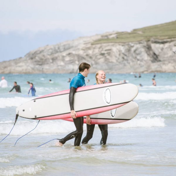 The Surf, Pizza And Prosecco Experience For Two
