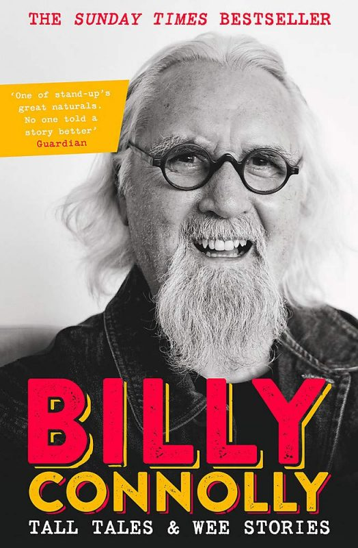 Billy Connolly Book Comedy