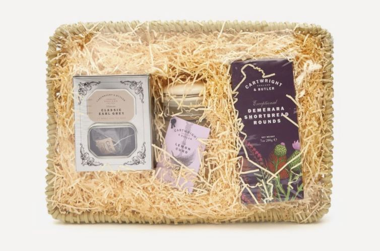 Teatime hamper from Liberty of London