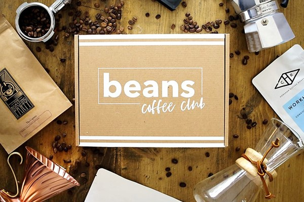 Three month coffee subscription gift