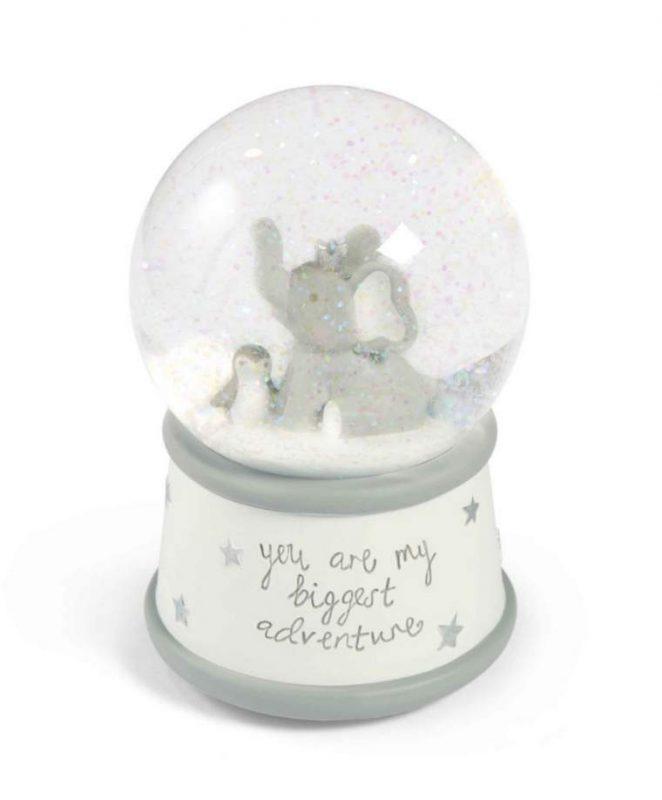 snow globe for nursery