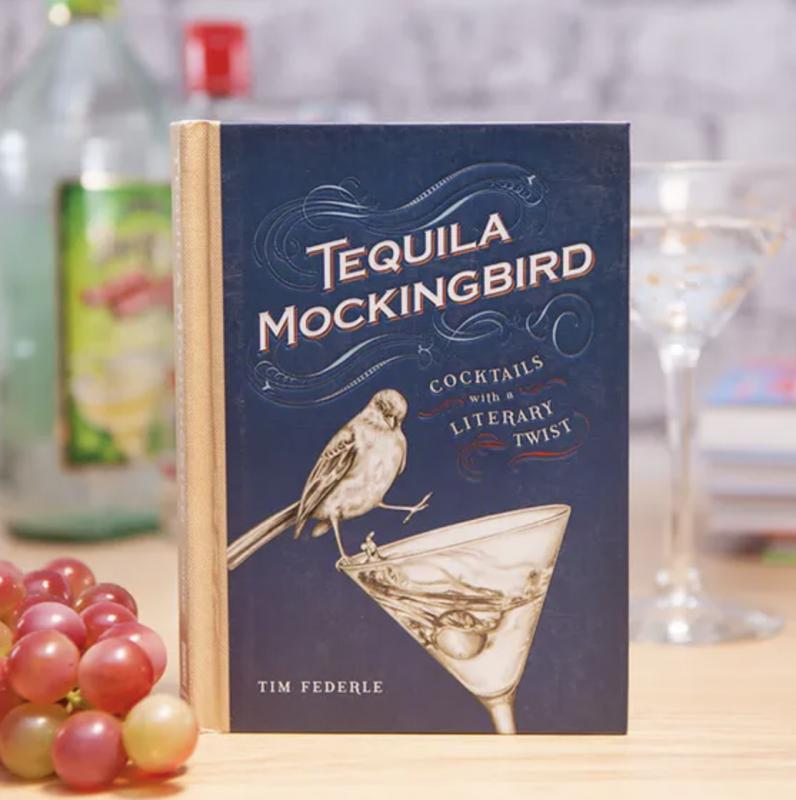 Tequila Mockingbird cocktail recipe book