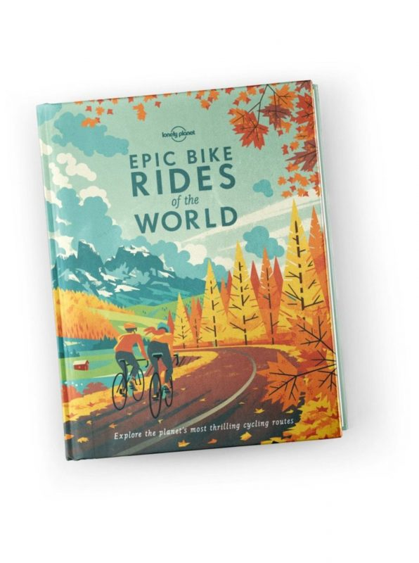 Epic rides of the world book