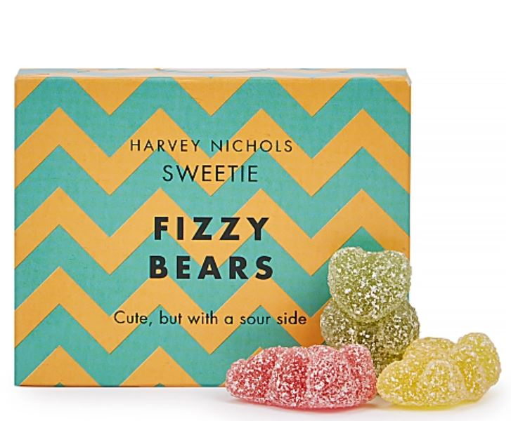 Fizzy jelly bears christmas gifts for dad