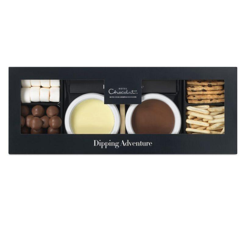 Mini dipping adventure chocolate gift idea
