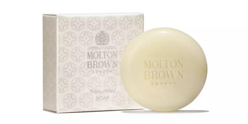Molton Brown milk soap