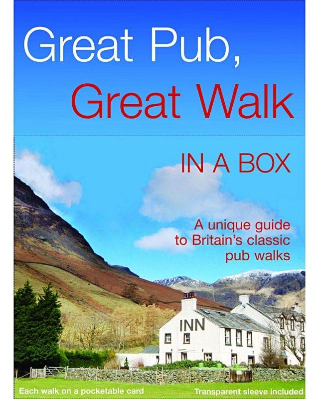 Great Pub Great Walk book