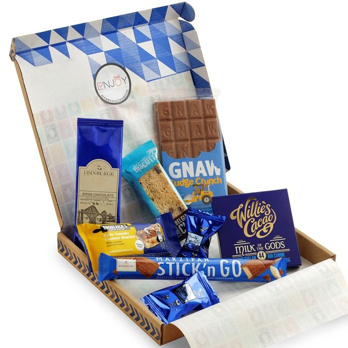 Penny post chocolate gift box