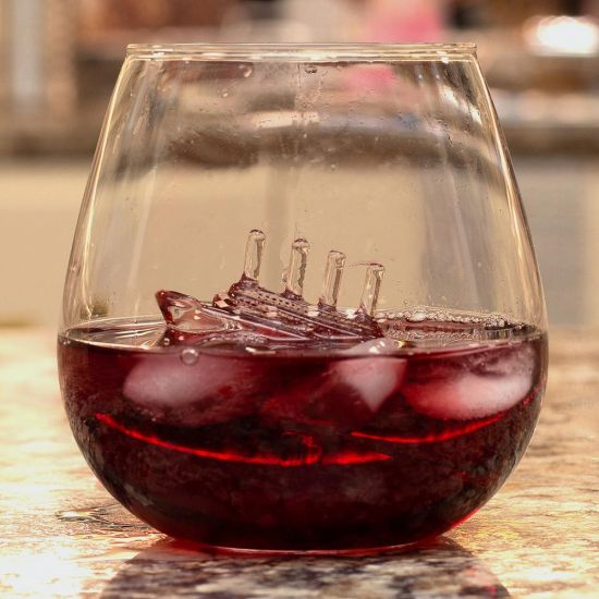 Ship in a glass