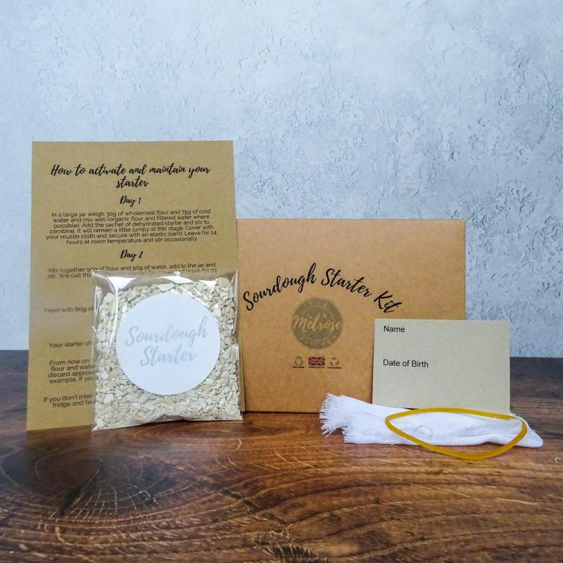 Sourdough starter affordable gifts for employees idea