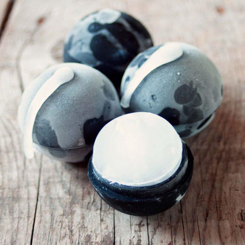 spherical glacier ice moulds