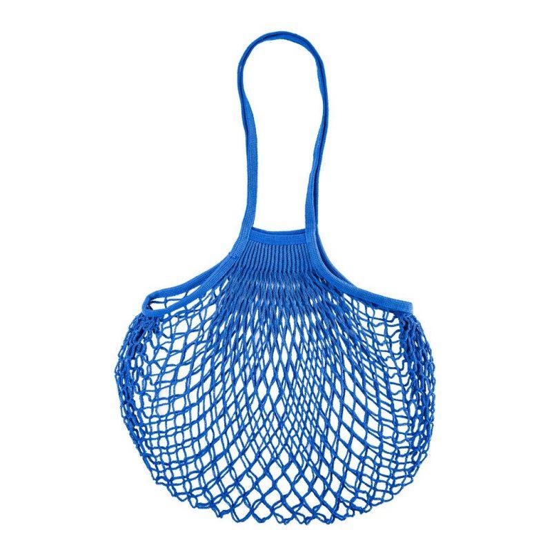 Matisse Blue Cotton String Bag