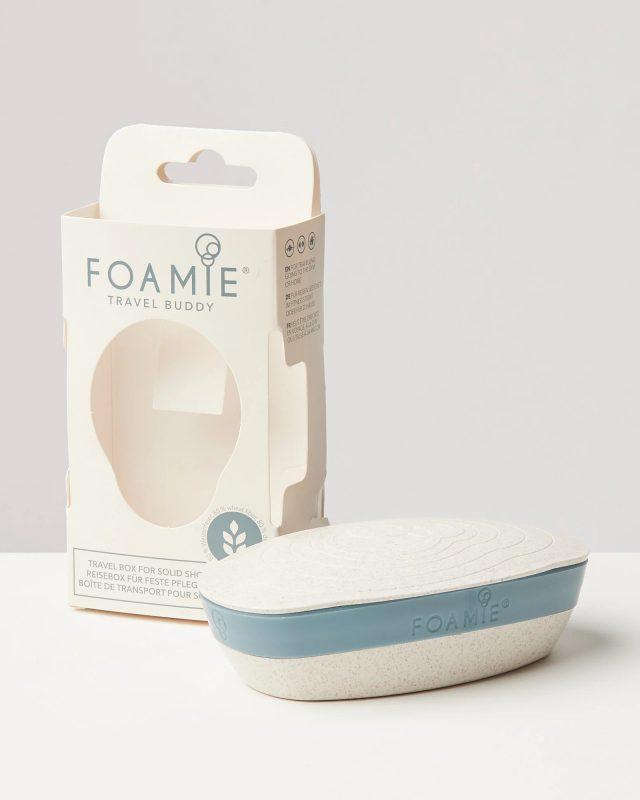 Foamie Shampoo & Body Bar Travel Case