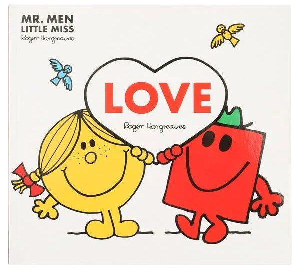Mr Men Book Of Love