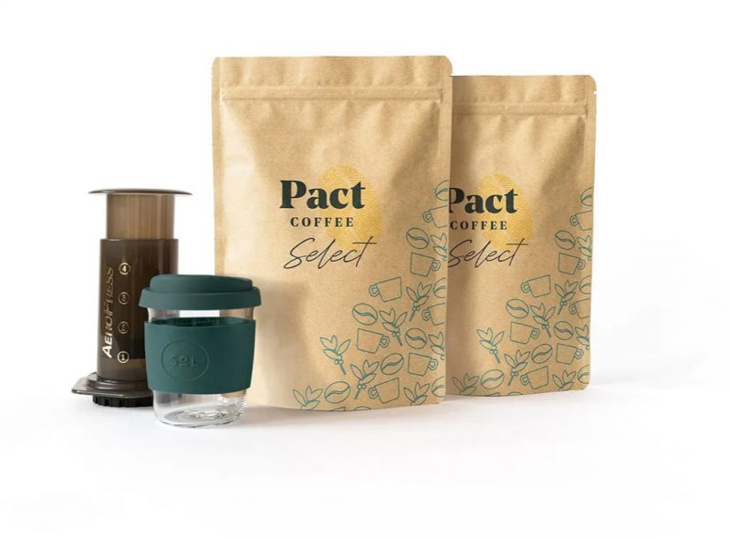 On The Go Coffee Gift Set