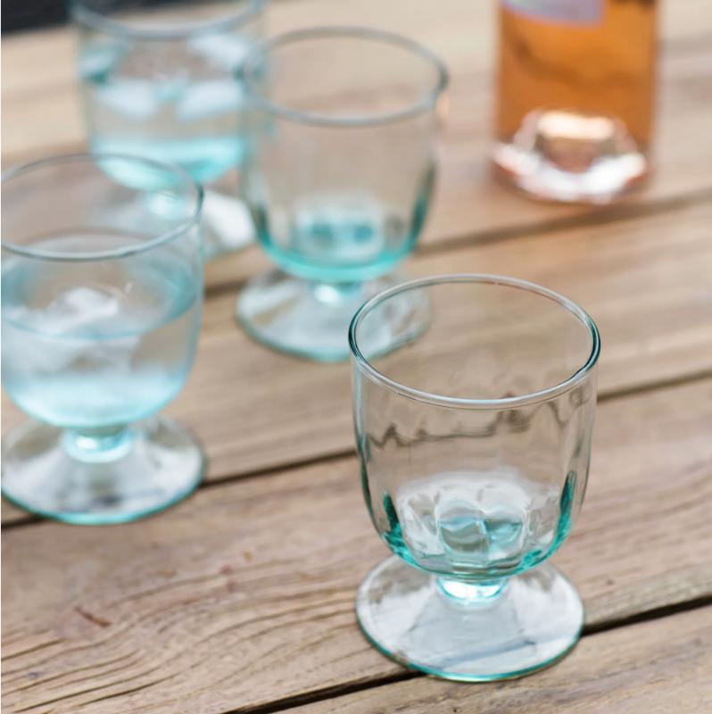 Four Broadwell Wine Glasses