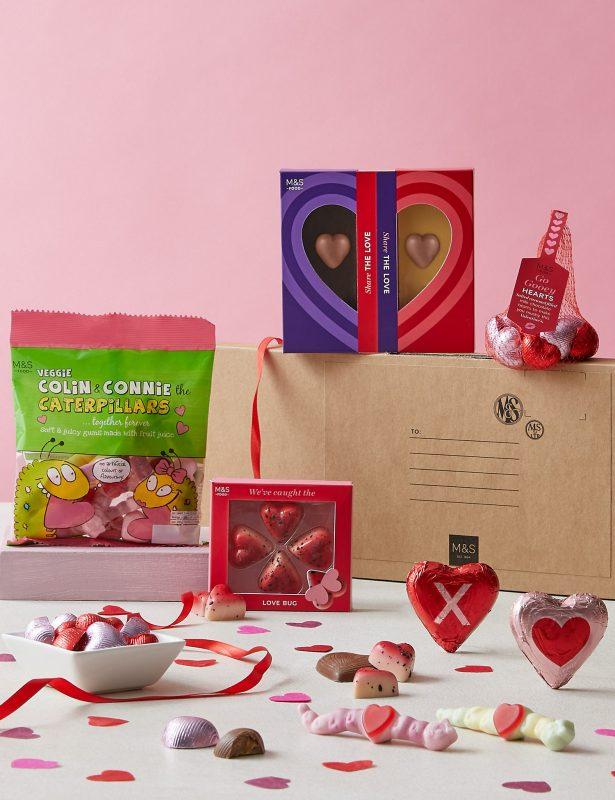 Letterbox sweet treats gift set