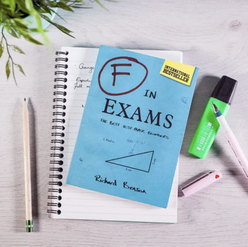 Funny exam blunders book